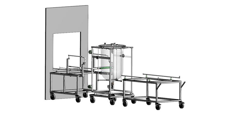 Sterilizovatelné zásobníky